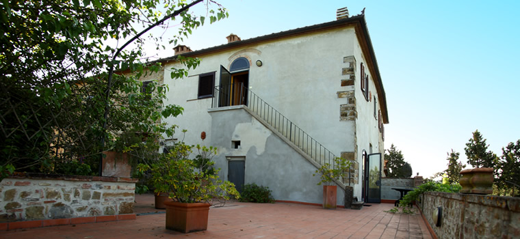 La casa vacanze Chianti Firenze con appartamenti campagna Toscana, Bauernhaus Toskana ferienhaus Florenz mit wohnungen Chianti Italien, holiday house Chianti Florence with holiday apartments Tuscany Italy
